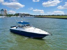2010 Fountain 38 Sportfish Cruiser