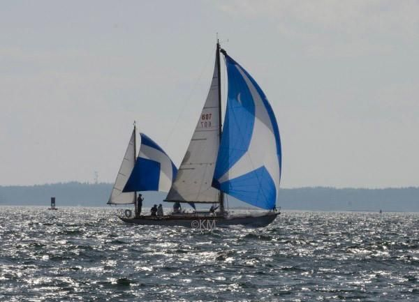1959 Concordia Yawl - Cathy Mansfield photo