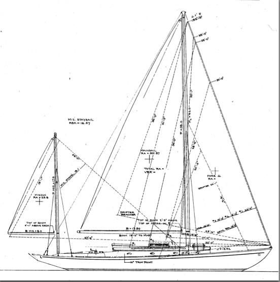 1959 concordia yawl 40 boats for sale yachting solutions 12 Foot Dinghy Boats view option grid view list view