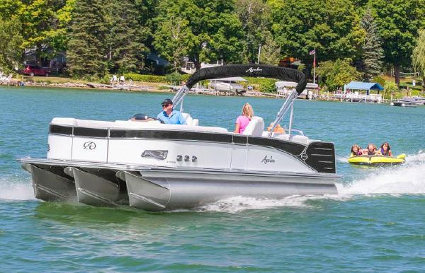 2018 Avalon Catalina Quad Lounge - 23'