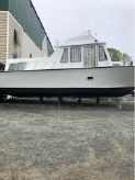 1974 Bluewater Boatel 40 Houseboat