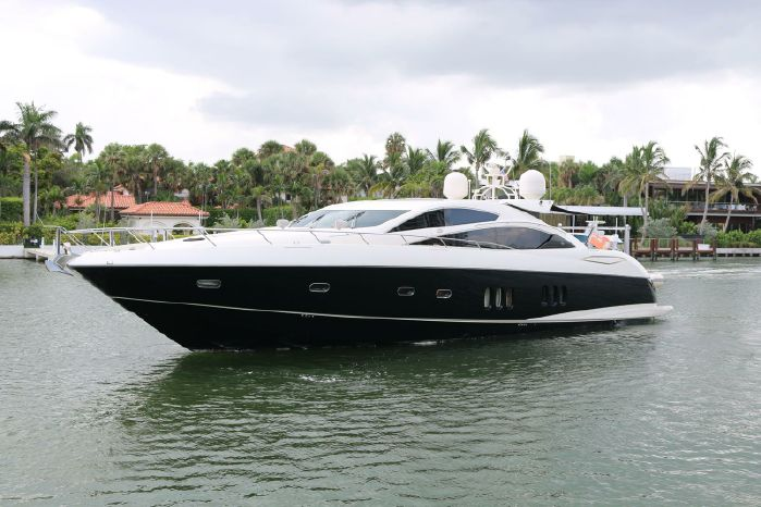 2007 Sunseeker Brokerage Broker