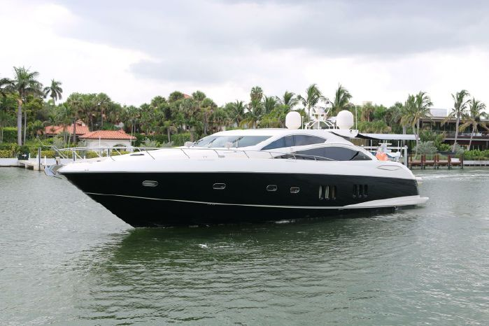 2007 Sunseeker Brokerage Sell