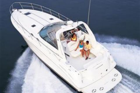 2001 Sea Ray 380 Sundancer - 380 Sundancer