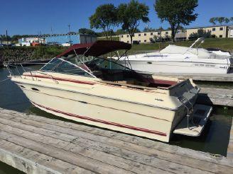1985 Sea Ray 255 Amberjack
