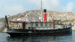 1907 Classic classic trawler