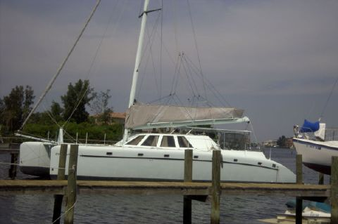 1999 Catamaran Berkstresser Boats 60 - Photo 1