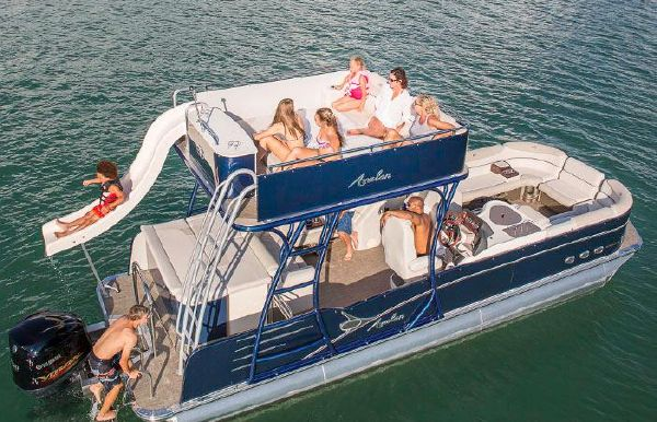 2018 Avalon Catalina Platinum Entertainer Funship - 25'
