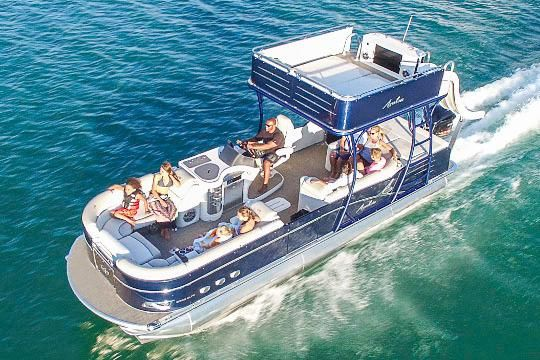 2018 Avalon Catalina Platinum Entertainer Funship - 27'