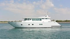 2014 Custom Al Masaood Shipyard 24m