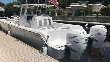 2020 Invincible 35 Catamaran
