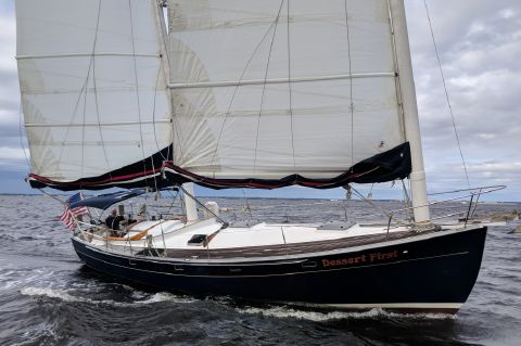 1980 Freedom Yachts 40 Cat Ketch