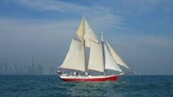 1986 Custom Gaff- Rigged Top Sail Schooner