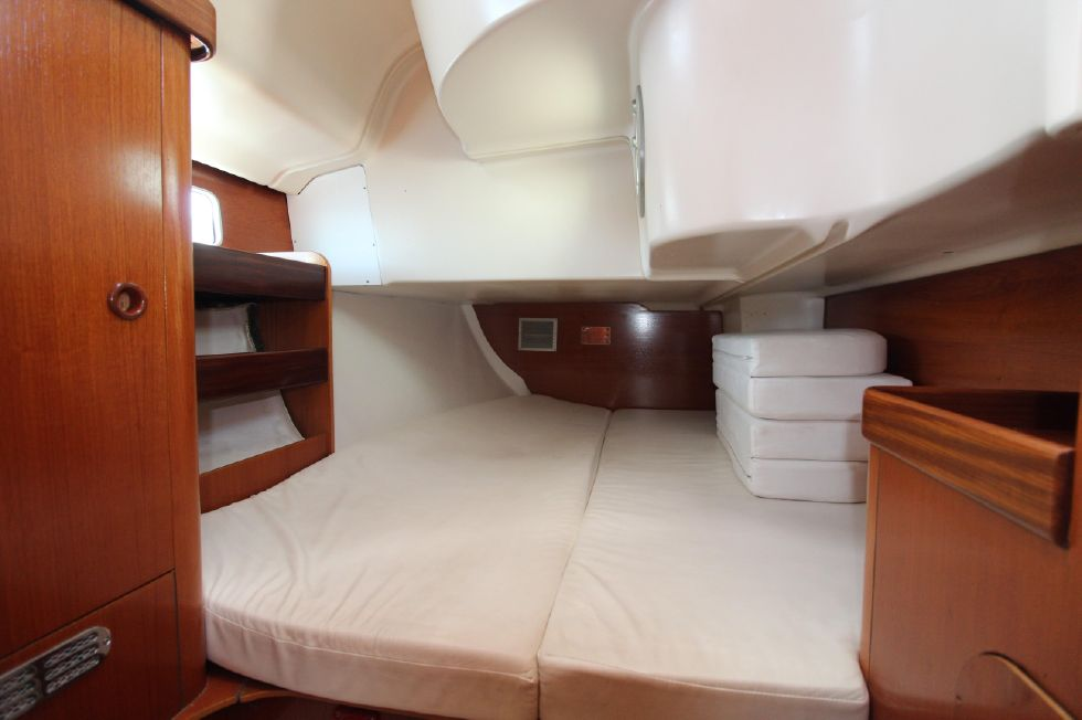 Starboard Guest Berth 2