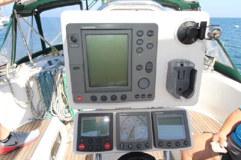 Full Ray Marine Electronics Suite