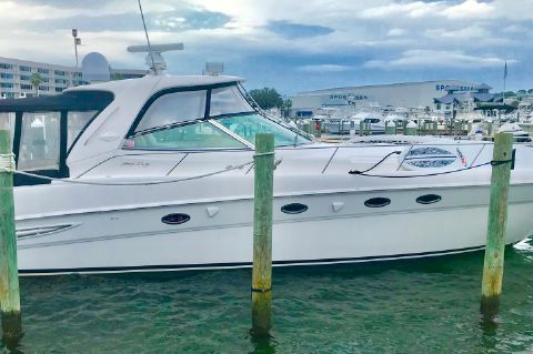 2000 Sea Ray 460 Sundancer