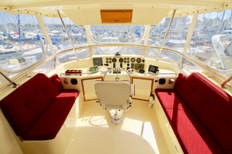 1989 Lien Hwa Motor Yacht 49 Boats for Sale - Infinity Yacht Sales