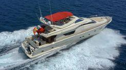 1997 Ferretti Yachts 80