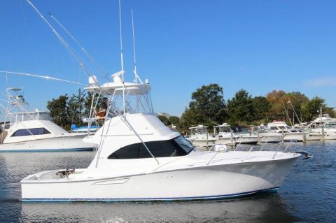 2019 Viking 37 Billfish - Profile
