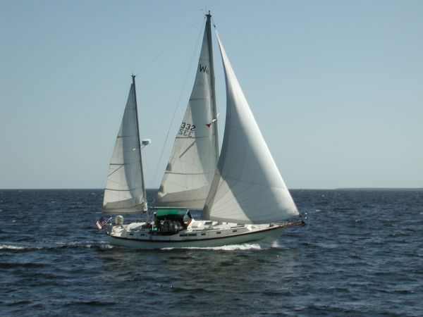 1987 Whitby Ketch - Photo 1