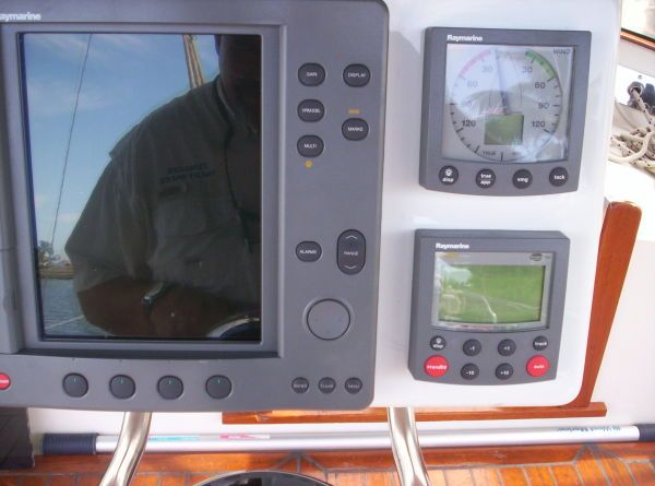 1987 Whitby Ketch - All New Electronics