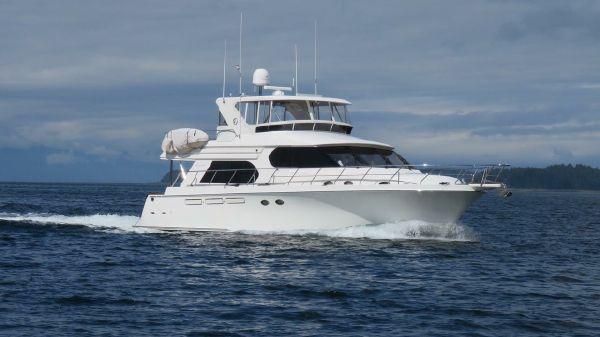 Ocean Alexander 58 Pilothouse Motoryacht LIBERTY II