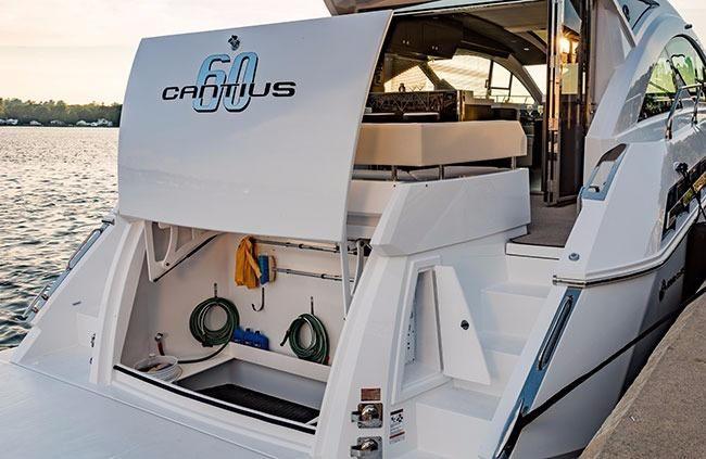 2019 Cruisers Yachts BoatsalesListing Connecticut