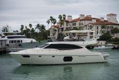 2012 Ferretti Yachts 530