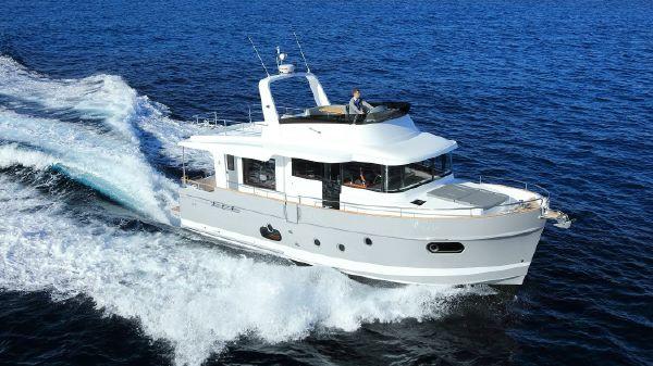 Beneteau Swift Trawler 50 Manufacturer Provided Image