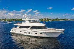 2010 Ocean Alexander 83E