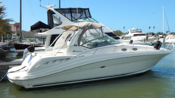 Sea Ray 34 Sundancer