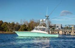 2018 Winter Custom Yachts Custom Carolina 46 Walkaround