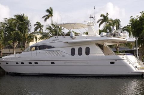 1999 Viking Sport Cruiser - 72' Viking Cruiser