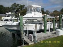 1983 Bertram 28 Flybridge