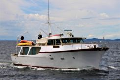 1961 Vic Franck 60' Pilothouse Motoryacht