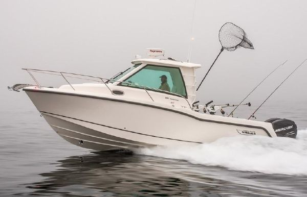 2018 Boston Whaler 285 Conquest Pilothouse