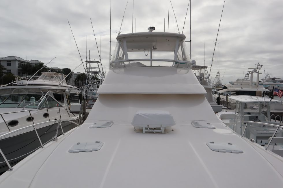 2007 Riviera 47 Open Flybridge Series II