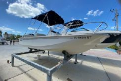 2019 Boston Whaler 17 Montauk