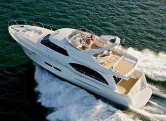 2010 Meridian 580 Pilothouse