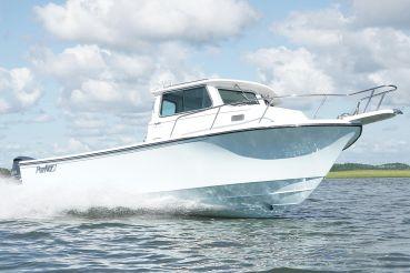 2019 Parker 2820 XLD Sport Cabin