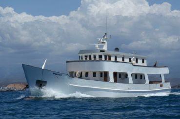1973 Custom Trawler