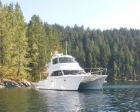 2002 Roger Hill Pilothouse