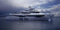 2021 Numarine 45XP Hull #1