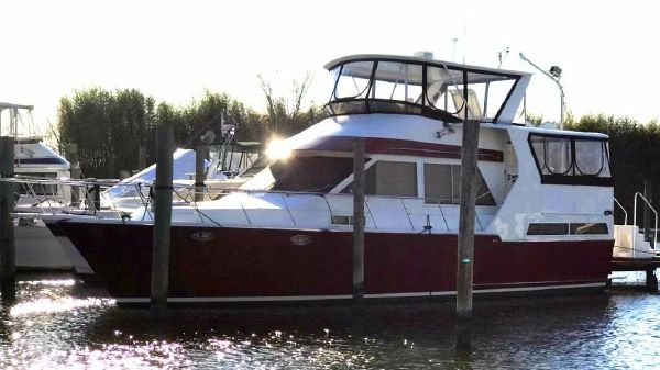 Med Yacht 45 Aft Cabin Motor Yacht