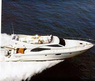 2006 Ferretti Yachts 591