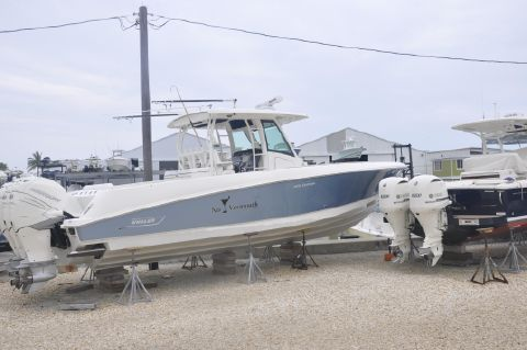 2016 Boston Whaler 350 OR