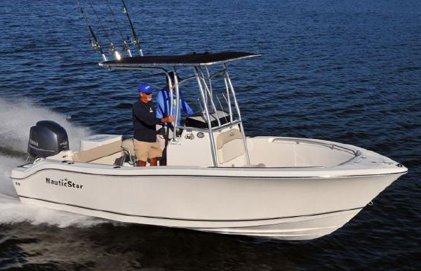 2018 NauticStar 20 XS Offshore