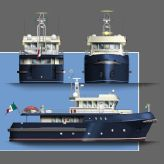 2009 Explorer Italian Trawler 83