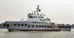 2021 Custom Security Vessel