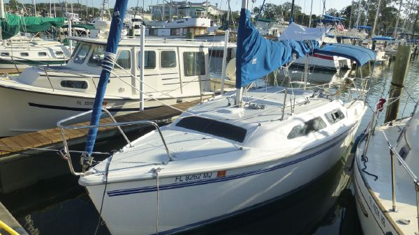 Catalina 250 Water Ballasted